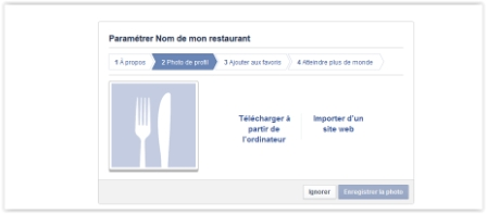 creer page facebook d un restaurant4